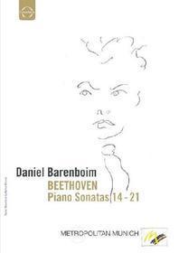 Daniel Barenboim plays Beethoven Piano Sonatas Vol. 3