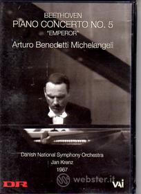Ludwig Van Beethoven - Michelangeli Plays Beethoven