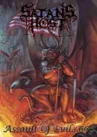 Satans Host - Assault Of Evil 666