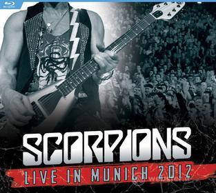 Scorpions - Live In Munich 2012 (Blu-ray)
