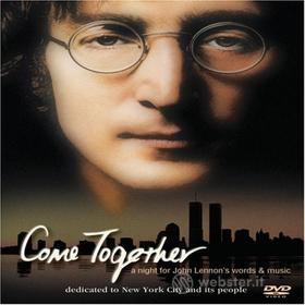 Come Together: Night For John Lennon'S Words