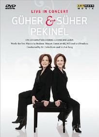 Guher and Suher Pekinel. Live in Concert