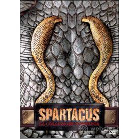 Spartacus. La collezione completa (16 Dvd)