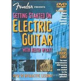 Fender presents: Getting Started on Electric Guitar