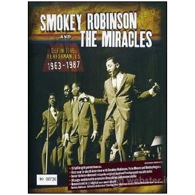 Smokey Robinson & The Miracles. The Definitive Performances: 1963 To 1987
