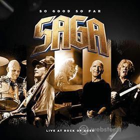 Saga - So Good So Far-Bluray (Blu-ray)