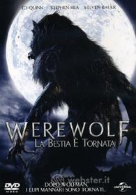 Werewolf. La bestia è tornata