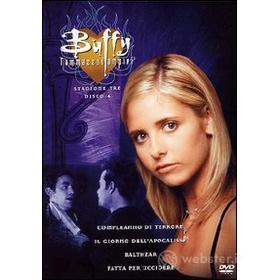 Buffy, l'ammazzavampiri. Stagione 3. Vol. 04
