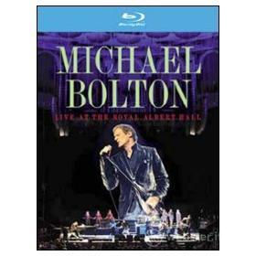 Michael Bolton. Live at the Royal Albert Hall (Blu-ray)