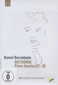 Daniel Barenboim plays Beethoven Piano Sonatas Vol.4