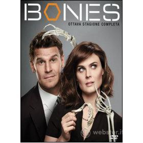 Bones. Stagione 8 (6 Dvd)