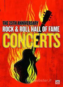 25th Anniversary Rock & Roll Hall Of Fame Concert (3 Dvd)