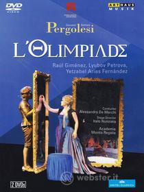 Giovanni Battista Pergolesi.L'olimpiade (2 Dvd)