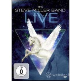 Steve Miller Band. Fliyin' High Live