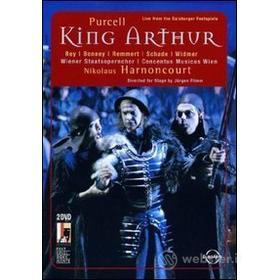 Henry Purcell. King Arthur (2 Dvd)