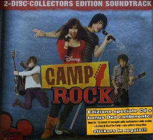 Camp Rock (Special Edition Italian Version) (Cd+Dvd)