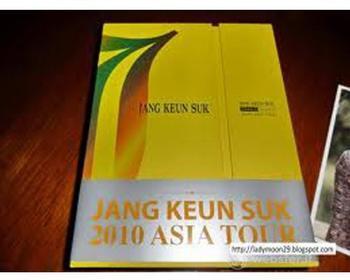 Jang Keun Suk - 2010 Asia Tour