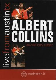 Albert Collins - Live From Austin Tx