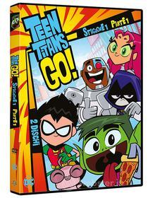 Teen Titans Go! Stagione 1. Vol. 1. Mission to Misbehave (2 Dvd)