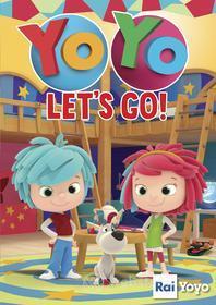 Yo Yo Let'S Go #01 (2 Dvd) (Eps 01-16)