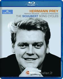 Hermann Prey. The Schubert Song Cycles (Blu-ray)