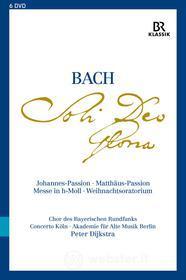 Johann Sebastian Bach. Complete Edition. Chor Des Bayerischen Rundfunks (6 Dvd)