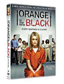 Orange Is The New Black - Stagione 01 (4 Dvd)