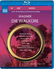 Richard Wagner. La Valchiria. Die Walküre (Blu-ray)