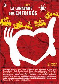 Les Enfoires - La Caravane Des Enfoires 2007 (2 Dvd)