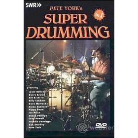 Pete York's Super Drumming. Vol. 01
