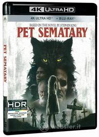 Pet Sematary (Blu-Ray+Blu-Ray Ultra HD 4K) (Blu-ray)