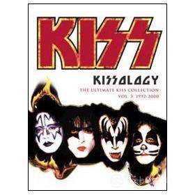 Kiss. Kissology. Vol. 3. 1992 - 2000 (5 Dvd)