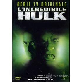 L' incredibile Hulk. Serie tv originale. Vol. 02. La leggenda dell'incredibile Hulk