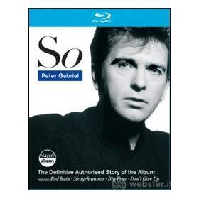Peter Gabriel. So. Classic Album (Blu-ray)