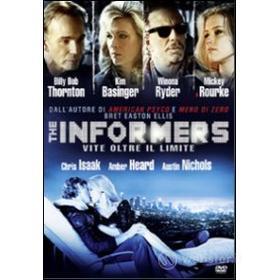 The Informers. Vite oltre il limite