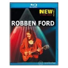 Robben Ford. The Paris Concert (Blu-ray)