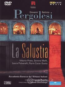 Giovanni Battista Pergolesi. La Salustia (2 Dvd)