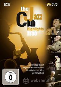 Jazz Club Highlights 1990
