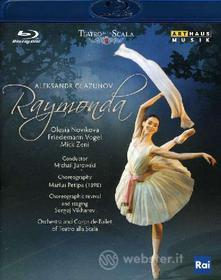 Alexander Glazunov. Raymonda (Blu-ray)