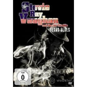 Stevie Ray Vaughan and Double Trouble. Texas Blues