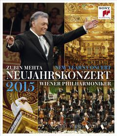 New Year's Concert 2015 (Blu-ray)