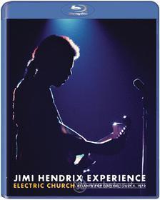 Jimi Hendrix. Electric Church (Blu-ray)