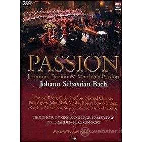 Johann Sebastian Bach. Le due passioni (2 Dvd)