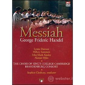 Georg Friedrich Handel. Messiah