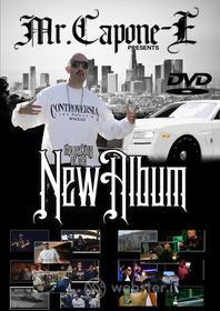 Mr Capone-E - Making Of The New Album