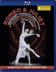 Sergei Prokofiev - Romeo & Juliet -Br+Dvd- (2 Blu-ray)