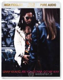 Lenny Kravitz - Are You Gonna Go My Way? (Blu-Ray Audio) (Blu-ray)