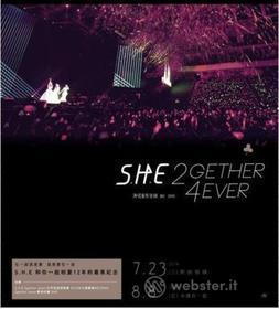 S.H.E - 2Gether 4Ever: 2013 Live