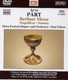 Arvo Part - Berliner Messe