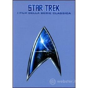 Star Trek. I film della serie classica rimasterizzati (Cofanetto 7 dvd)